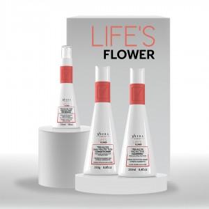Mascara Lifes Flower 1Kg