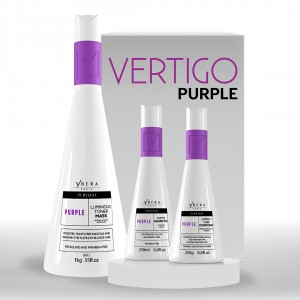 Mascara Vertigo Purple 1 Kg