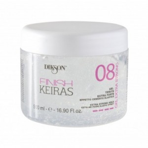 Keiras finish gel extra strong 08