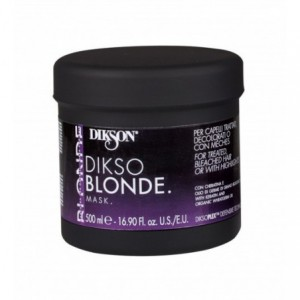 Dikso Mascarilla Blonde